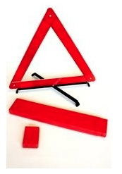 Lightweight Warning Triangle